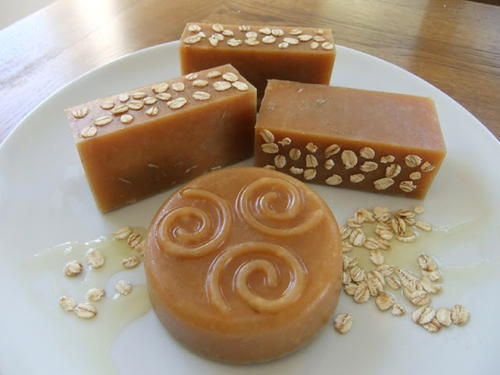 Bee Clean Honey Soap Recipe