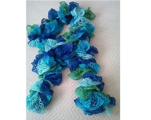No Crochet Sashay Scarf Favecrafts