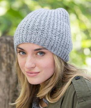 Nice and Easy Beanie Pattern