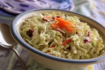 recipe: sweet and sour coleslaw nutrition [6]