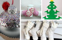 100+ Simple Christmas Craft Ideas to Make This Year