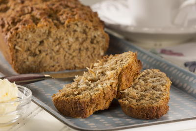 Edr Banana Coconut Bread