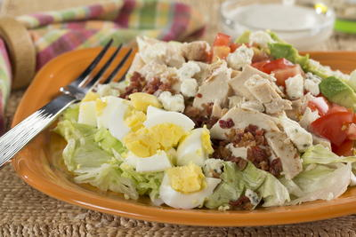 EDR Brown Derby Cobb Salad