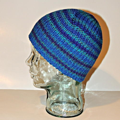 Off to Sausalito Crochet Hat