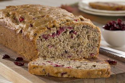 EDR Cape Cod Cranberry Loaf