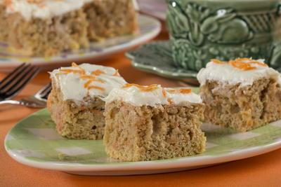 EDR Carrot Cake