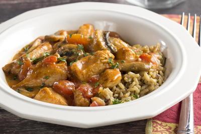 Chicken Mushroom Goulash | EverydayDiabeticRecipes.com