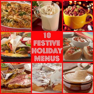 weve got holiday dinner menus galore christmas party menus everyone will