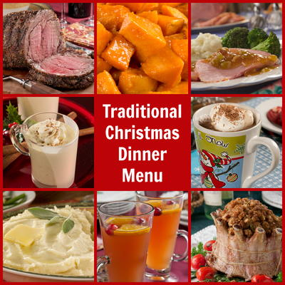 traditional christmas dinner menu - Best Christmas Dinners