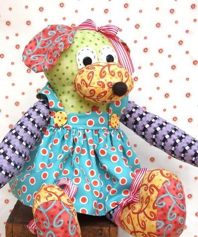 Teddy Bear Apron Sewing Pattern AllFreeSewing Extraordinary Apron Sewing Pattern