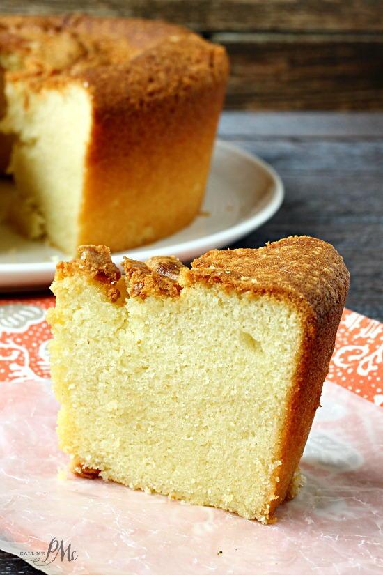 Easy Sour Cream Pound Cake Recipelion Com