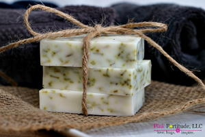 Man-ifi-scent Homemade Soap Recipe