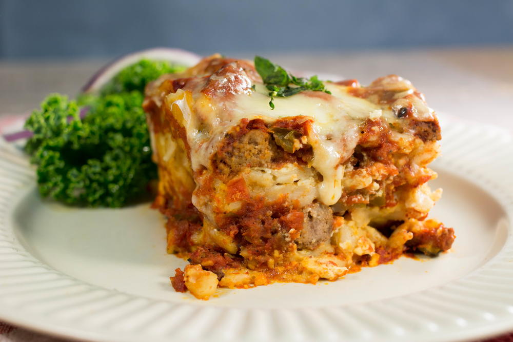 Slow Cooker Lasagna | FaveGlutenFreeRecipes.com