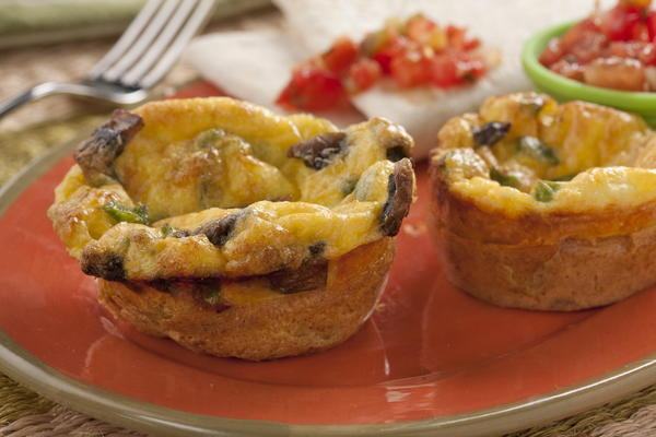EDR Fiesta Breakfast Cups