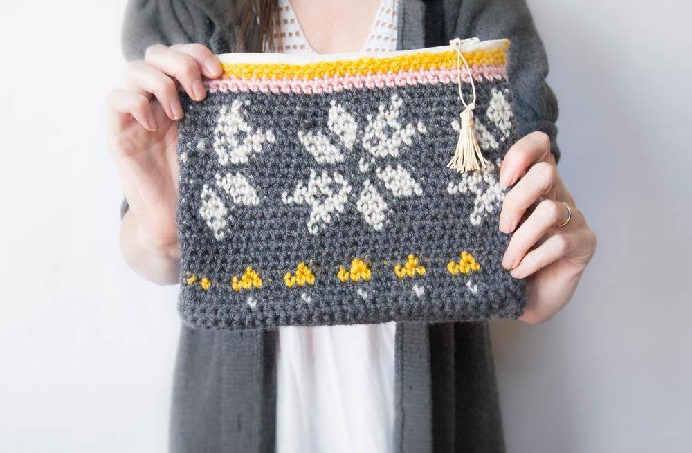 Sweater Like Diy Cosmetics Bag Favecrafts Com