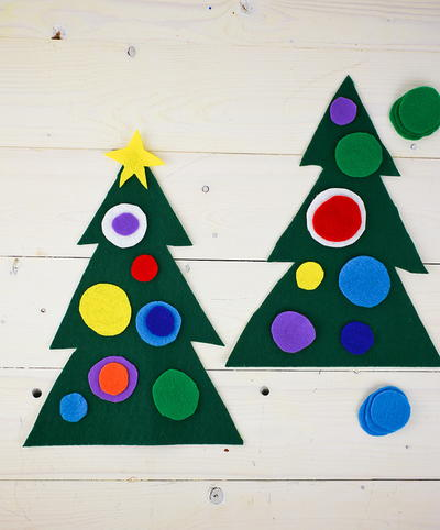 38 Really Easy Christmas Crafts For Kids Allfreechristmascrafts