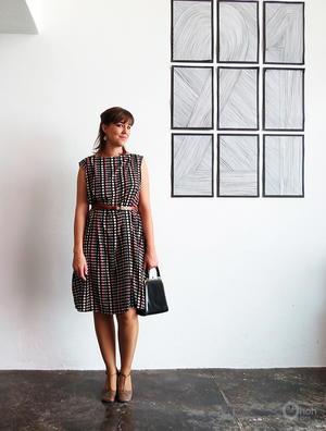Feisty Fashionista Sleeveless Dress Pattern
