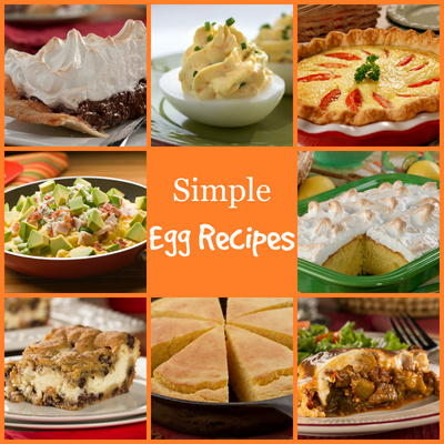 16 simple egg recipes plus egg safety tips mrfood this handy guide is packed with simple egg recipes safety tips and easy step by step cooking instructions learn how to cook your eggs properly and then forumfinder Choice Image