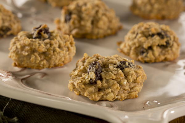 EDR Grandmas Oatmeal Raisin Cookies