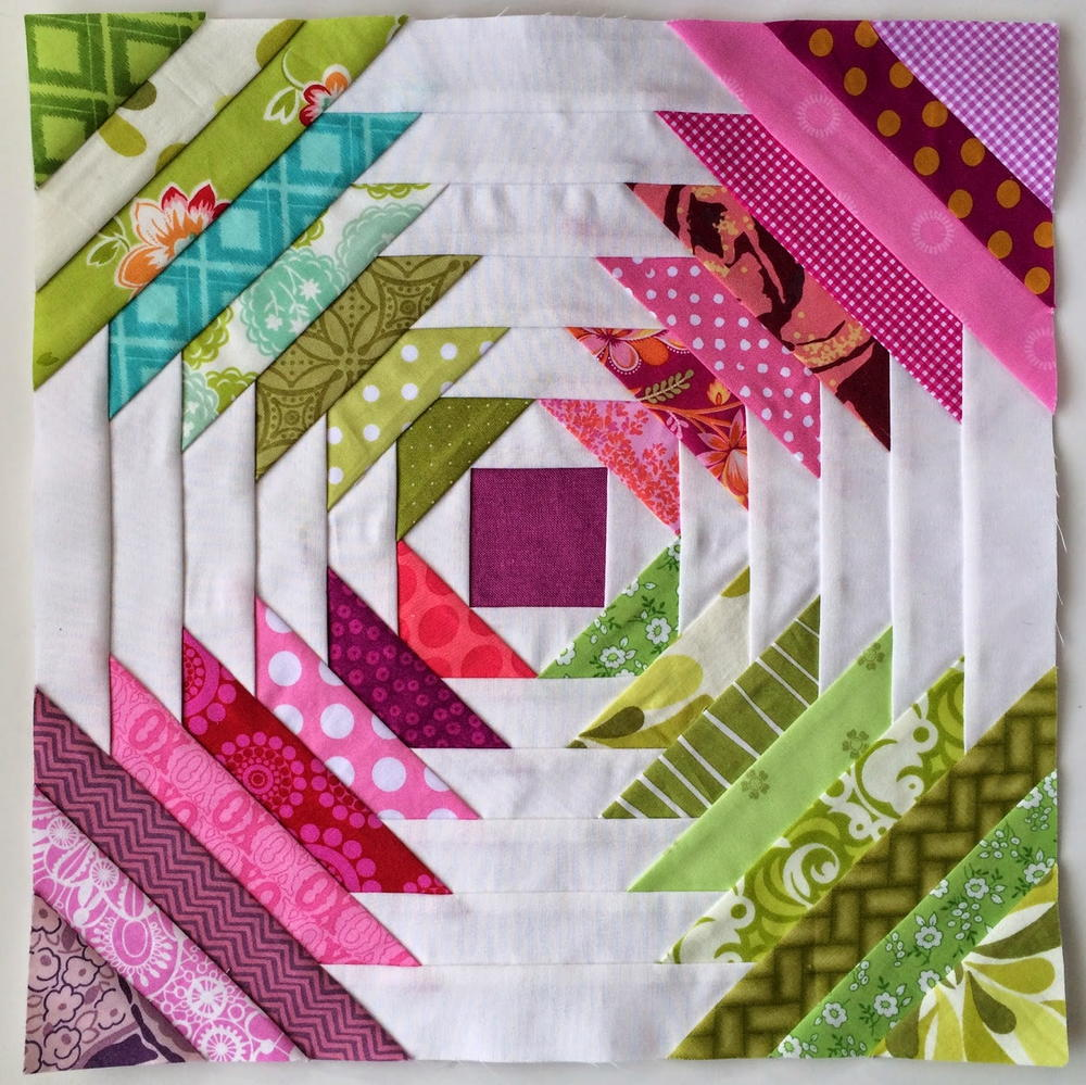 9 Pineapple Quilt Blocks and Free Quilt Patterns | FaveQuilts.com : paper piece quilt patterns - Adamdwight.com