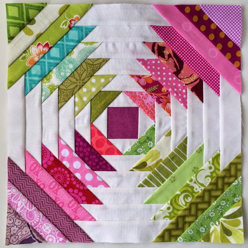 Pineapple Block Paper Piecing Tutorial Favequilts
