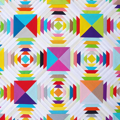 9 Pineapple Quilt Blocks and Free Quilt Patterns | FaveQuilts.com : pineapple block quilt pattern - Adamdwight.com