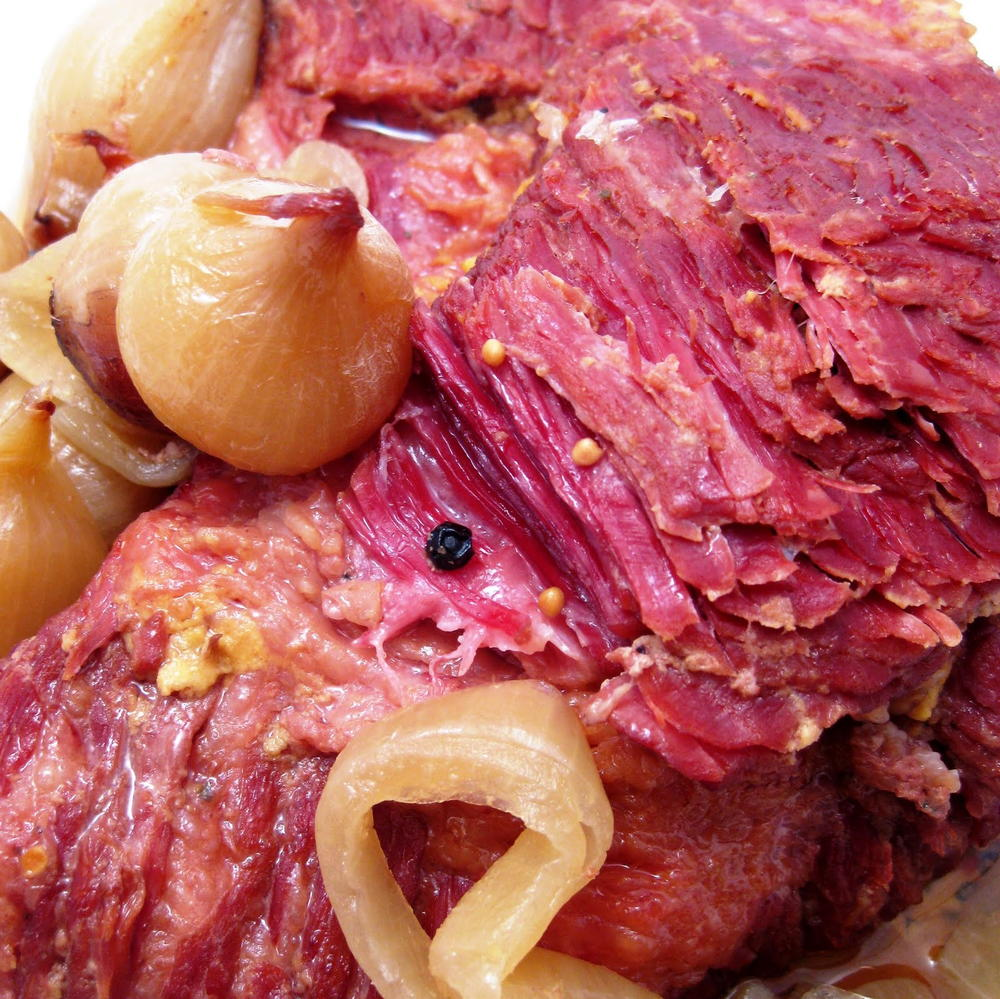 Slow Cooker Beer Corned Beef and Cabbage | AllFreeSlowCookerRecipes ...