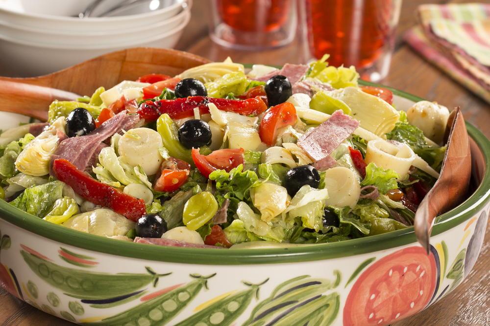 Easy Lentil Taco Salads - Making Thyme for Health