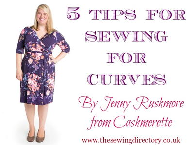 Tips for Sewing for Curves