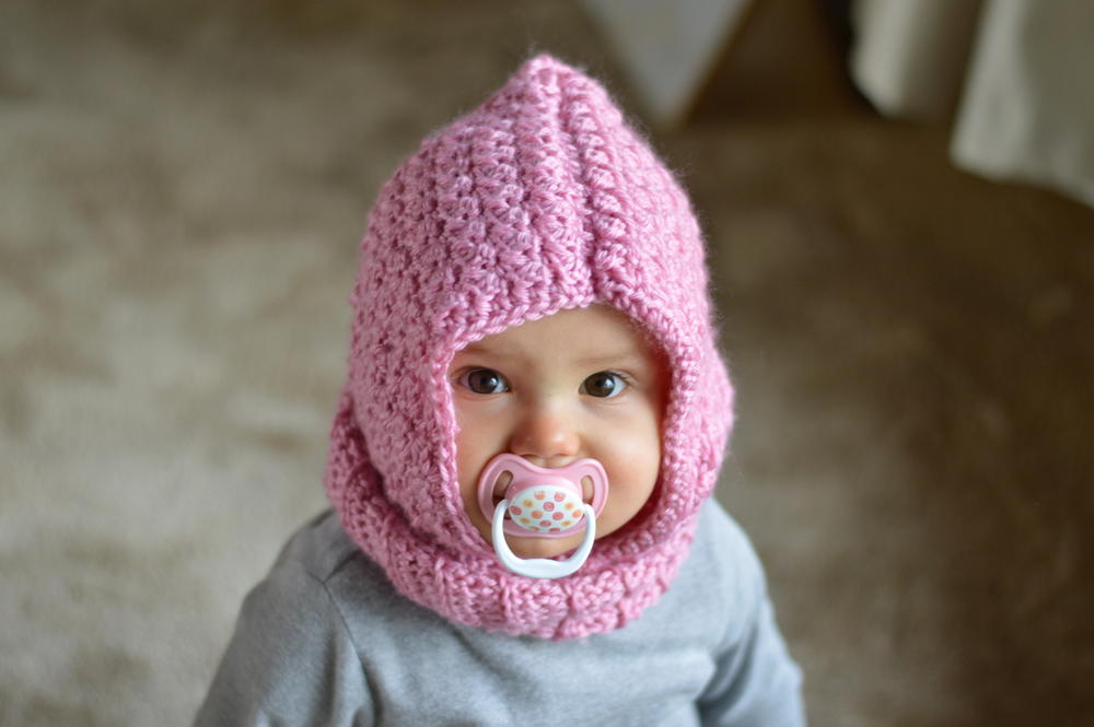 Baby Hooded Cowl Allfreecrochet