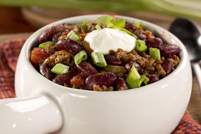 EDR Lean n Mean Chili Con Carne