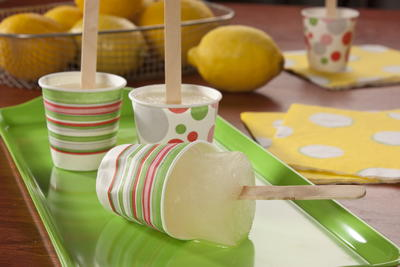 EDR Lemony Freezer Pops