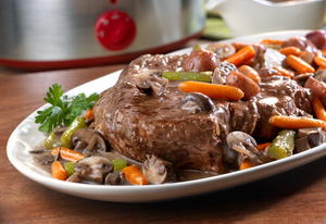 Ultimate Slow-Cooked Pot Roast