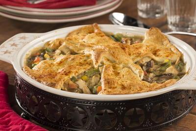Lighter chicken pot pie everydaydiabeticrecipes edr lighter chicken pot pie forumfinder Choice Image