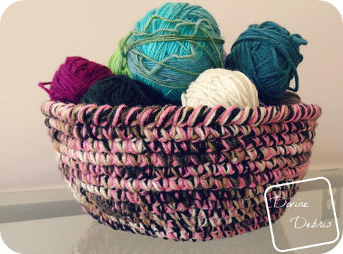 Stash Buster Yarn Bowl Allfreecrochet