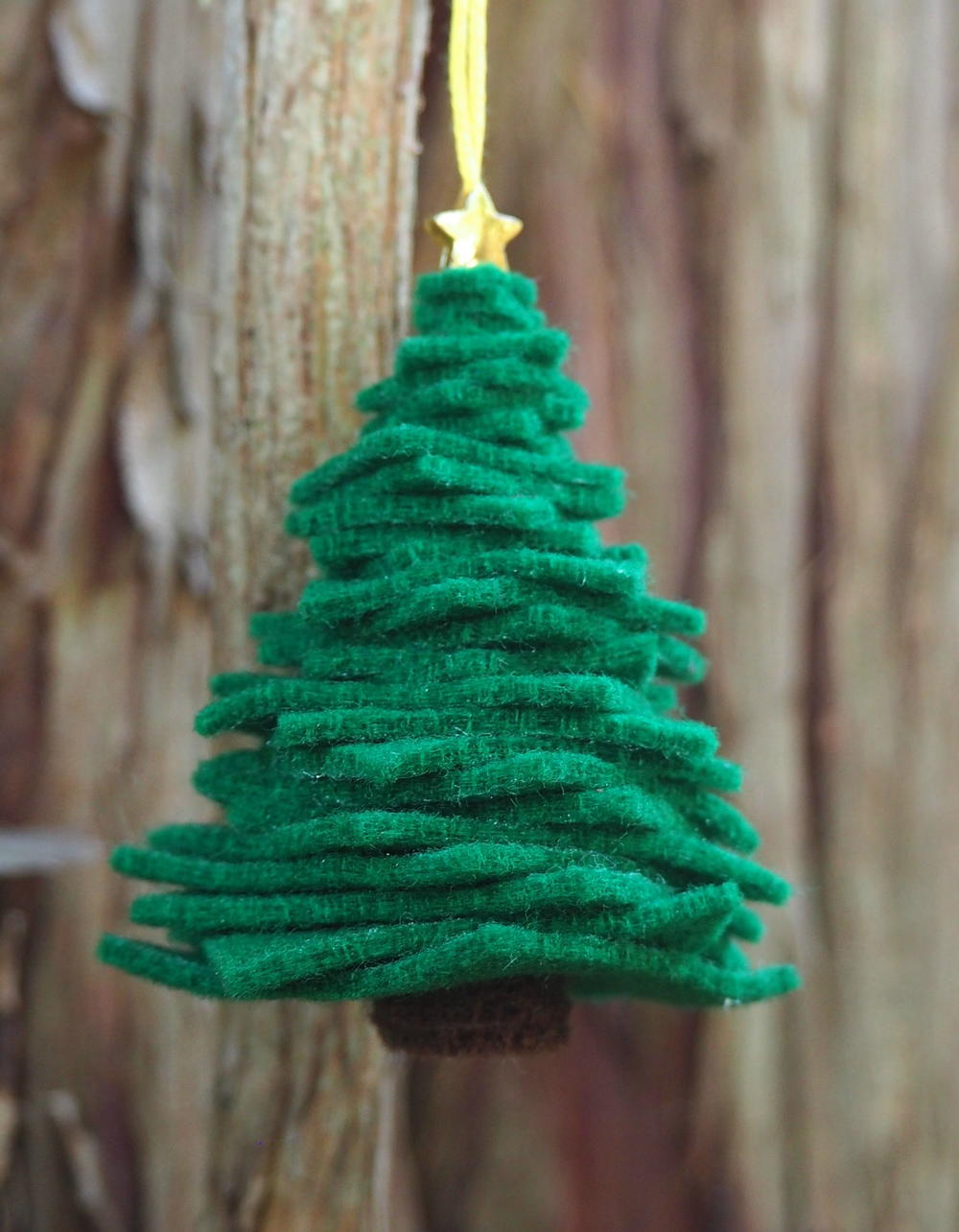 Christmas Tree Ornament For Kids AllFreeSewingcom