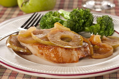 EDR Maple Apple Pork Chops