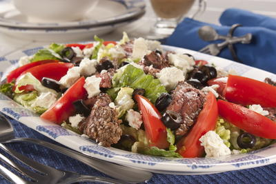 30 mediterranean recipes greek food for your diabetic diet a mediterranean food menu would never be complete without a classic greek salad like the greek isles salad the fresh greens flavorful olives forumfinder Images