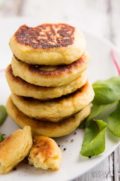 Leftover Mashed Potato Cakes Recipelion Com