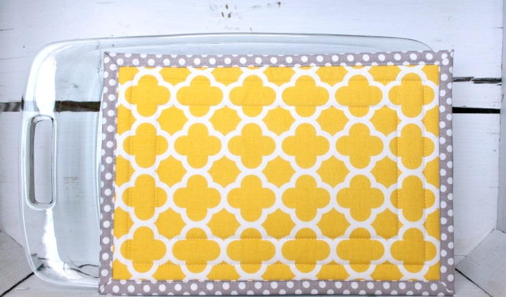 Large Hot Pad Sewing Pattern | AllFreeSewing.com