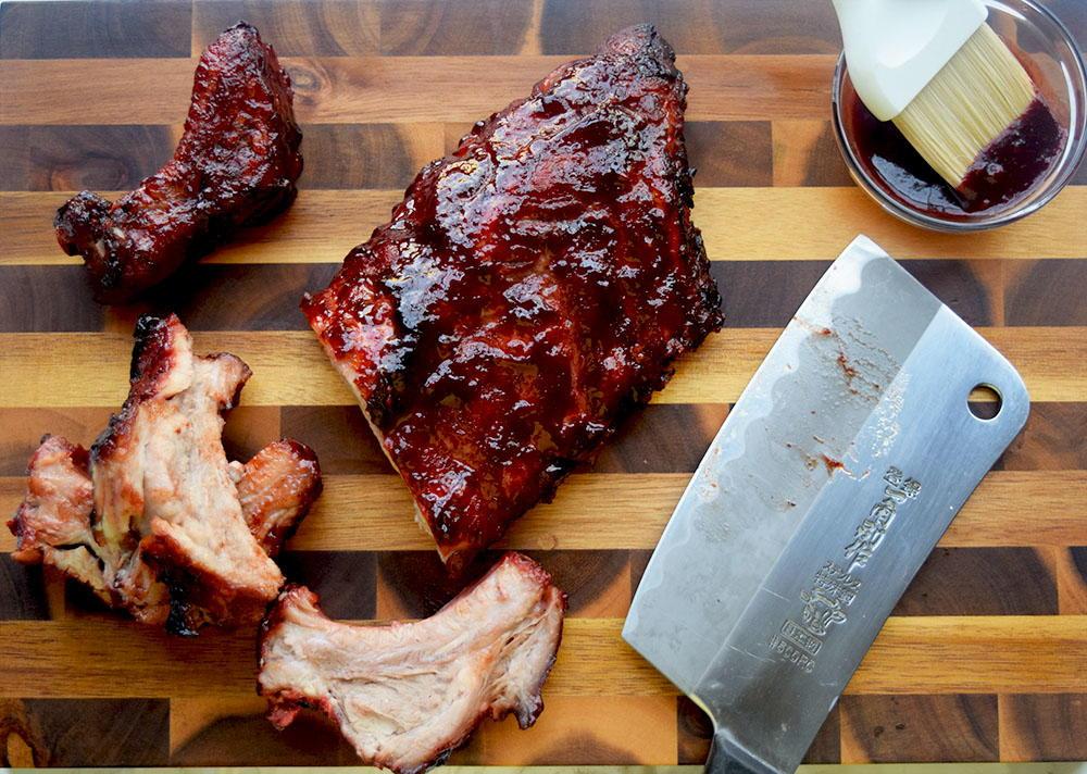 Hawaiian-Style Char Siu Pork Ribs | RecipeLion.com