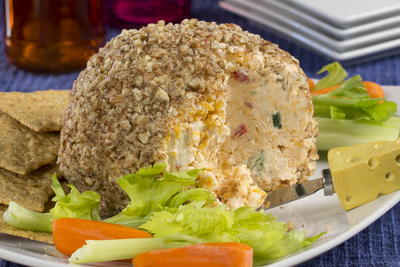 Party-Time Cheese Ball