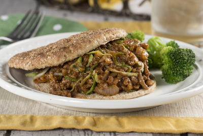 Grown-Up Sloppy Joes