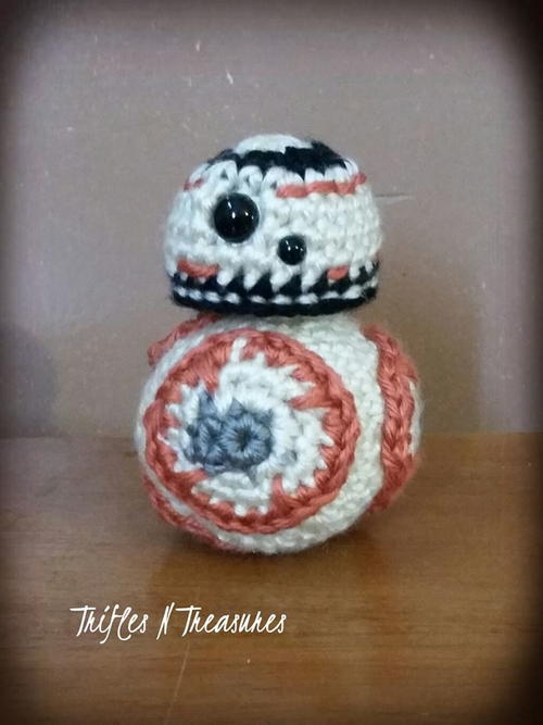 Star Wars-Inspired Amigurumi