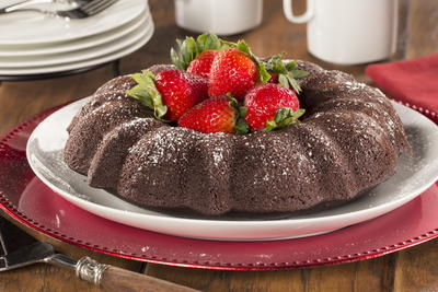 Really Good Chocolate Cake