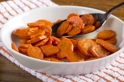 EDR Roasted Carrot Chips