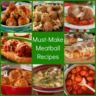 44 must make meatball recipes mrfood who doesnt love a good recipe with meatballs we think theyre just right for so many occasions be it a simple weeknight meal or a tasty party hors forumfinder Gallery