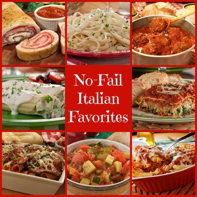 Everyday Italian Recipes Are Family Staples