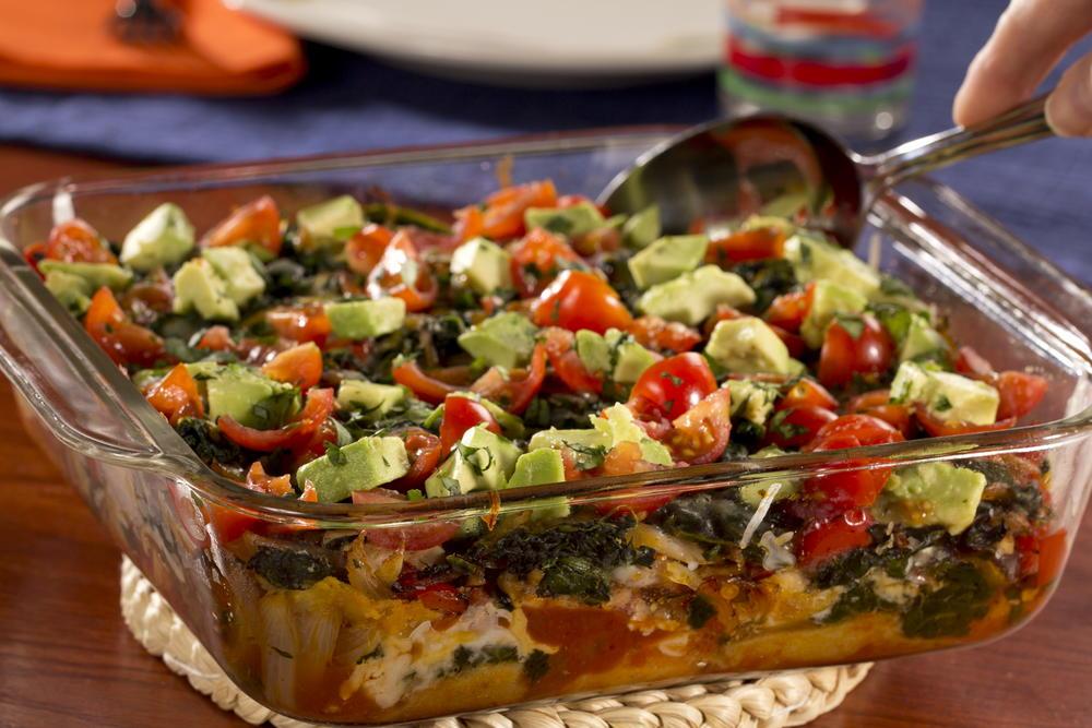 Fiesta Chicken Casserole Recipes