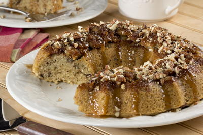 EDR Sticky Bun Coffee Cake